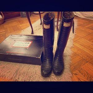 Hunter Jimmy Choo Rain Boots